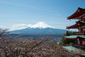 Hostel Mt. Fuji - FUKUYA, Hostelek  Fudzsijosida - big - 51