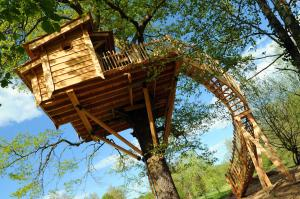La Cabane du Vieux Chene