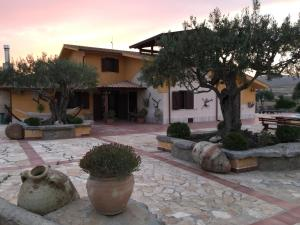 Agriturismo Tenuta San Giovanni Casale Leto, Farmy  Sant'Angelo Muxaro - big - 42