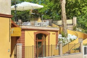 Raffaello Residence, Aparthotely  Sassoferrato - big - 53