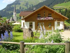 Alpenappartement Elisabeth - Hotel - Schröcken