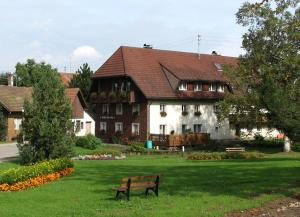 Pension Silberdistel - Grafenhausen