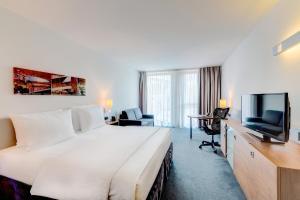 Hilton Garden Inn Stuttgart NeckarPark, Hotels  Stuttgart - big - 39
