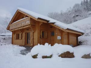 Location gîte, chambres d'hotes Les Noisettes dans le département Vosges 88
