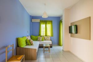 Evelin Hotel, Residence  Platanias - big - 8