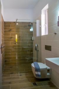 Evelin Hotel, Residence  Platanias - big - 6
