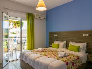 Evelin Hotel, Residence  Platanias - big - 13