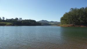 Pousada Canto do Lago, Гостевые дома  Пиракая - big - 37