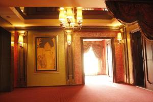 Shato Hotel, Szállodák  Omszk - big - 24