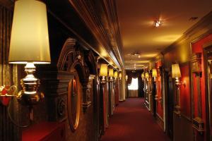 Shato Hotel, Szállodák  Omszk - big - 14
