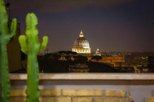 Rome as you feel Vatican Terrace Apartments with View