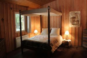 Location gîte, chambres d'hotes L'isba des bois, hors du temps dans le département Essonne 91