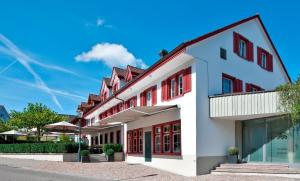 Accommodation in Dielsdorf