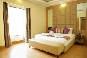 The Ocean Pearl Gardenia, Отели  Нью-Дели - big - 21