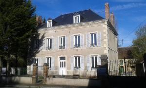 Location gîte, chambres d'hotes La Sauldre dans le département Cher 18