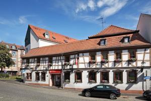 Zum Goldenen Ochsen, Hotel & Gasthaus am Schlossgarten - Aschaffenburg