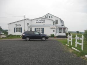 Gite la Maison Rochefort - Accommodation - Baie-Sainte-Catherine