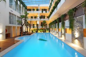 Dwijaya House of Pakubuwono, Aparthotels  Jakarta - big - 41