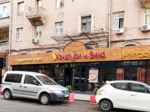 CityApartments Kiev, Appartamenti  Kiev - big - 27