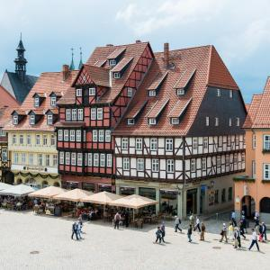 Hotel Theophano, Hotely  Quedlinburg - big - 24
