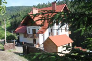 Отель На холме, Славское