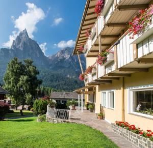Parkhotel Florian - Hotel - Alpe di Siusi/Seiser Alm