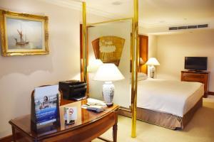 Evergreen Laurel Hotel Taipei, Hotels  Taipei - big - 52