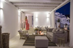 Livin Mykonos Hotel, Hotely  Mykonos - big - 69