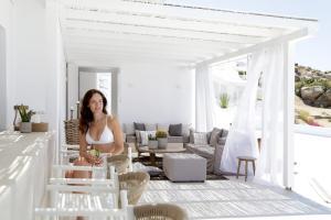 Livin Mykonos Hotel, Hotely  Mykonos - big - 61