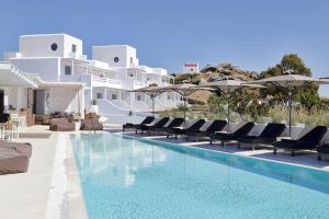 Livin Mykonos Hotel, Hotely  Mykonos - big - 65
