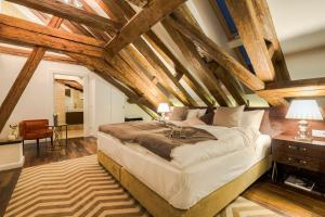 Residence Wollzeile, Apartmány  Vídeň - big - 37