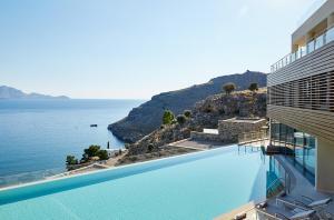 Lindos Blu Luxury Hotel-Adults only, Hotels  Lindos - big - 1