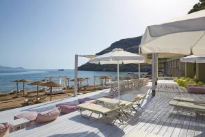 Lindos Blu Luxury Hotel-Adults only, Hotels  Lindos - big - 21