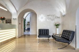 Golden Star, Hotels  Prag - big - 46