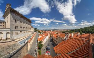 Golden Star, Hotely  Praha - big - 12