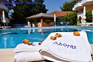 Hostels e Albergues - Adonis Hotel