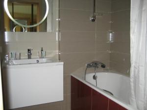 Apartment Larisa, Apartmanok  Szocsi - big - 36
