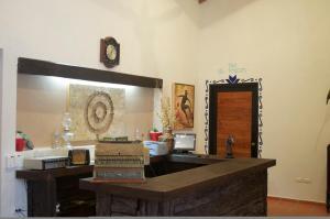 Hotel Boutique La Casona de Don Porfirio, Hotels  Jonotla - big - 63