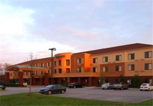 Courtyard by Marriott Knoxville Airport Alcoa - Hotel