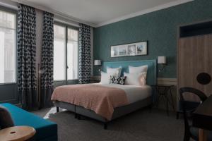 Location gîte, chambres d'hotes Hôtel Adèle & Jules dans le département Paris 75