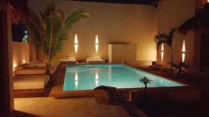Tierra del Mar Hotel - Adults Only, Hotely - Ostrov Holbox