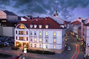 4 hvězdičkový hotel Hotel Trinity Olomouc Česko