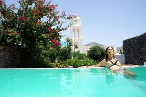 Santorini Heritage Villas, Vily  Megalokhori - big - 166