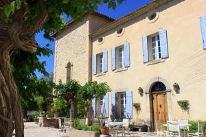 Les Carmes and spa - Accommodation - Le Thor