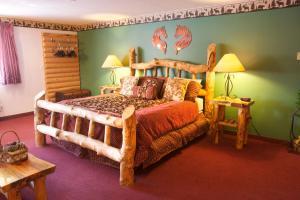 Gateway Inn and Suites, Hotel  Salida - big - 44
