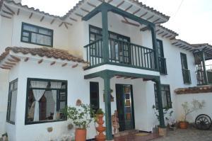 Casa colonial vacacional El refugio delos Virreyes, Prázdninové domy  Villa de Leyva - big - 1