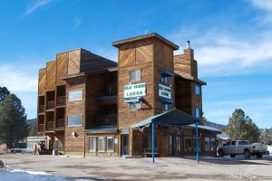Elk Horn Lodge - Hotel - Angel Fire