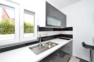 Villa Nika, Apartments  Bibinje - big - 130