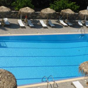 Blue Nest Hotel, Hotely  Tigaki - big - 79