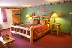 Gateway Inn and Suites, Hotel  Salida - big - 31